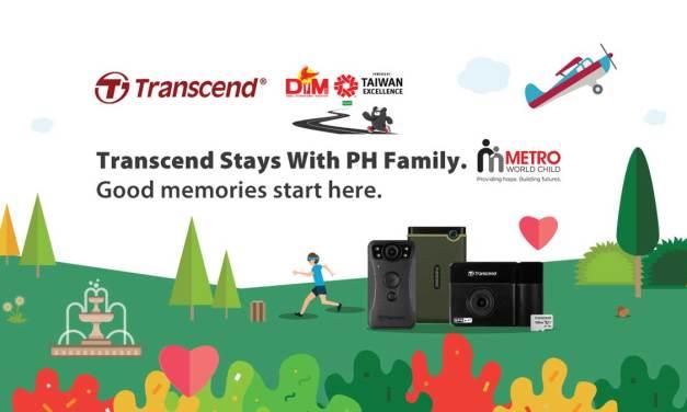 Transcend Announces Participation in Davao International Marathon 2019