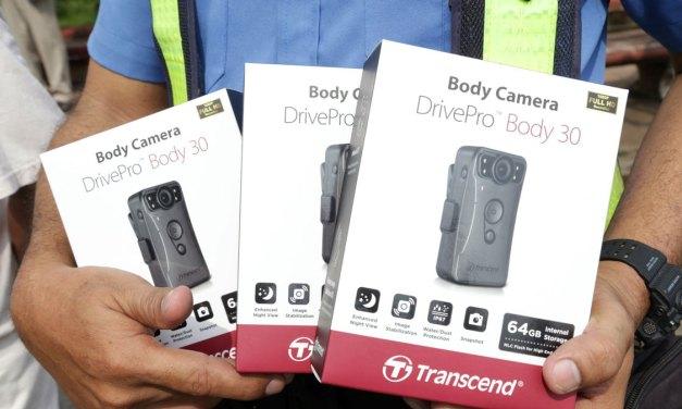 Transcend DrivePro Ushers New Era of Public Safety at Naga City