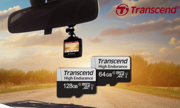 Transcend Introduces High Endurance microSDXC 350V Card