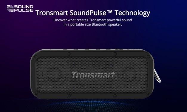 Tronsmart Introduces SoundPulse Technology