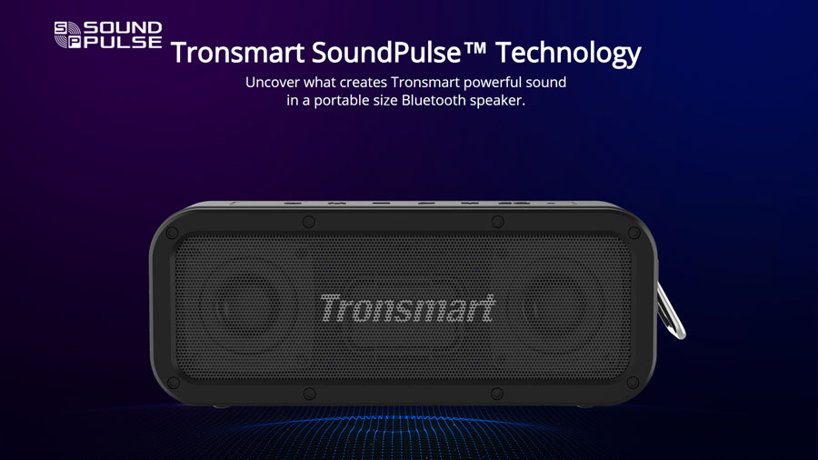 Tronsmart Introduces SoundPulse Technology