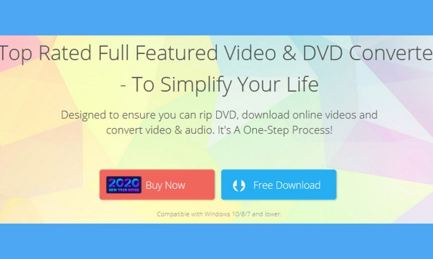 WonderFox DVD Video Converter Overview and Giveaway