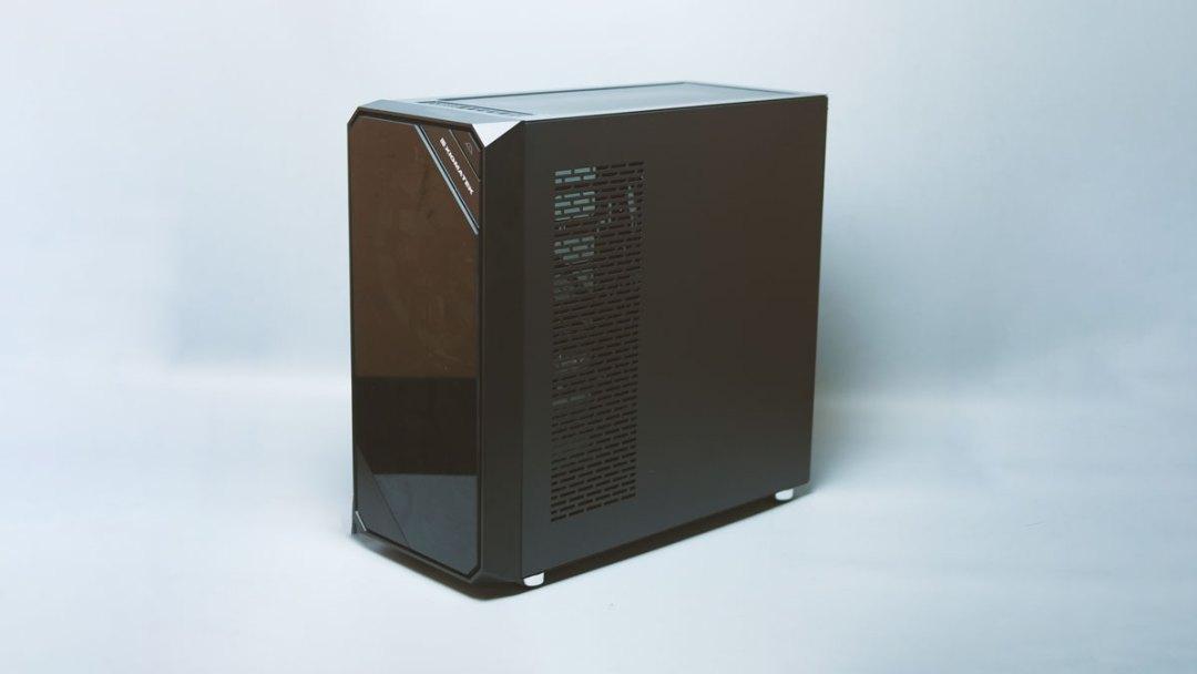Xigmatek Zest Tempered Glass RGB Case (2)