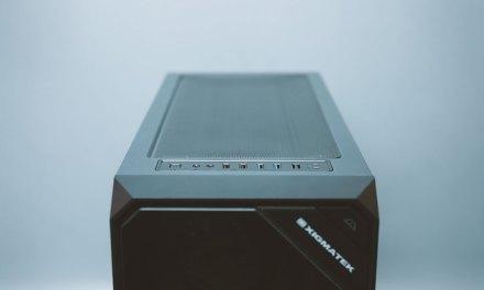 Review   Xigmatek Zest Tempered Glass RGB Case
