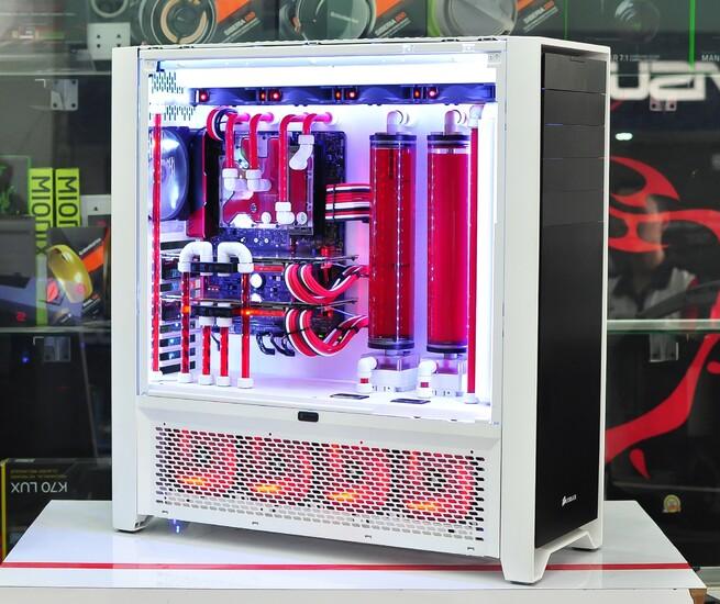 Corsair 900D White TechPowerUp Case Modding Gallery
