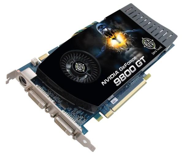BFG Readies New GeForce 9800 GT 9800 GT OC and GeForce