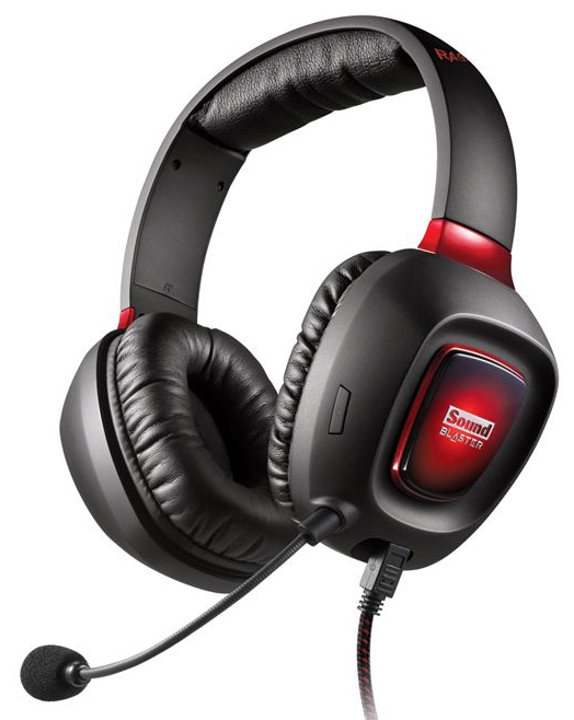 Creative Unleashes Sound Blaster Tactic3D Rage Gaming ...