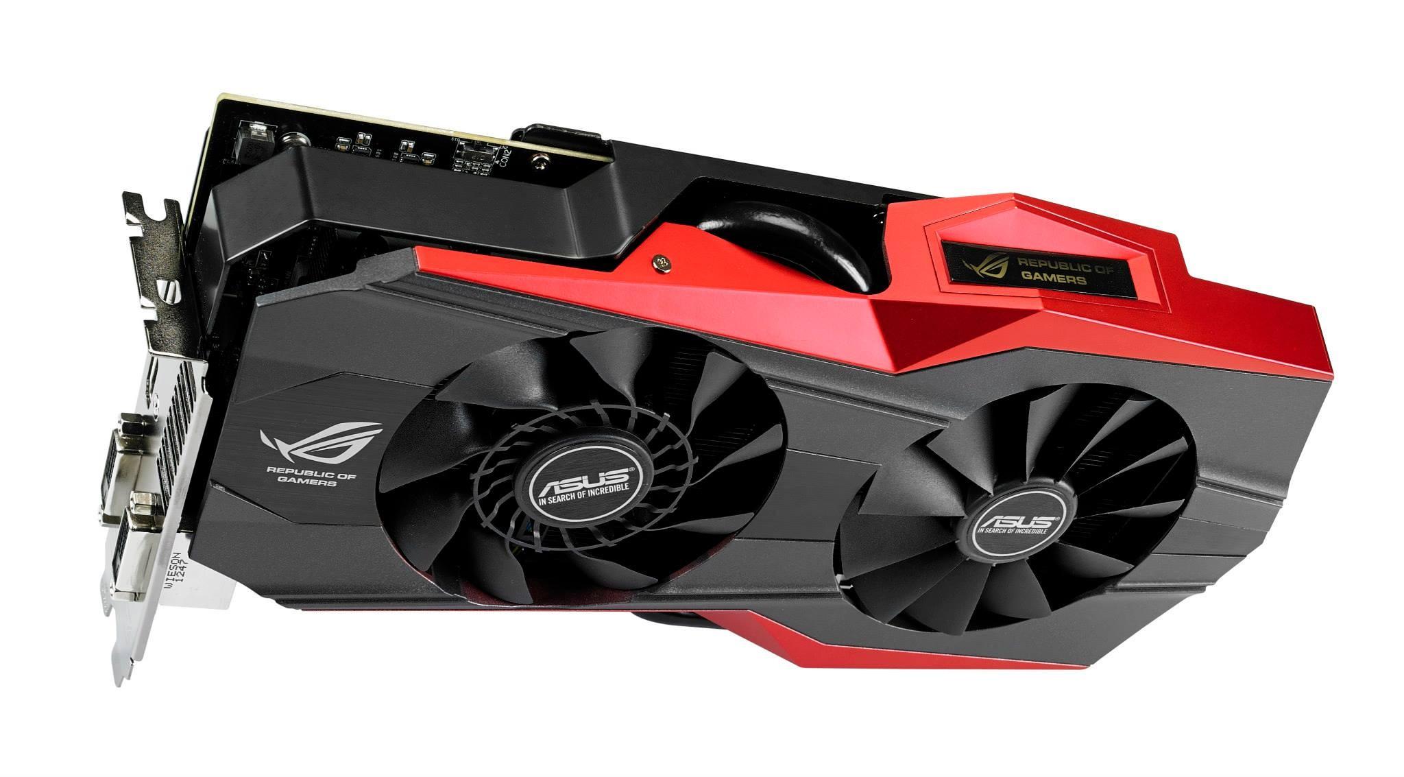 ASUS Reveals The ROG MATRIX R9 290X And MATRIX GTX 780 Ti Graphics Cards TechPowerUp Forums