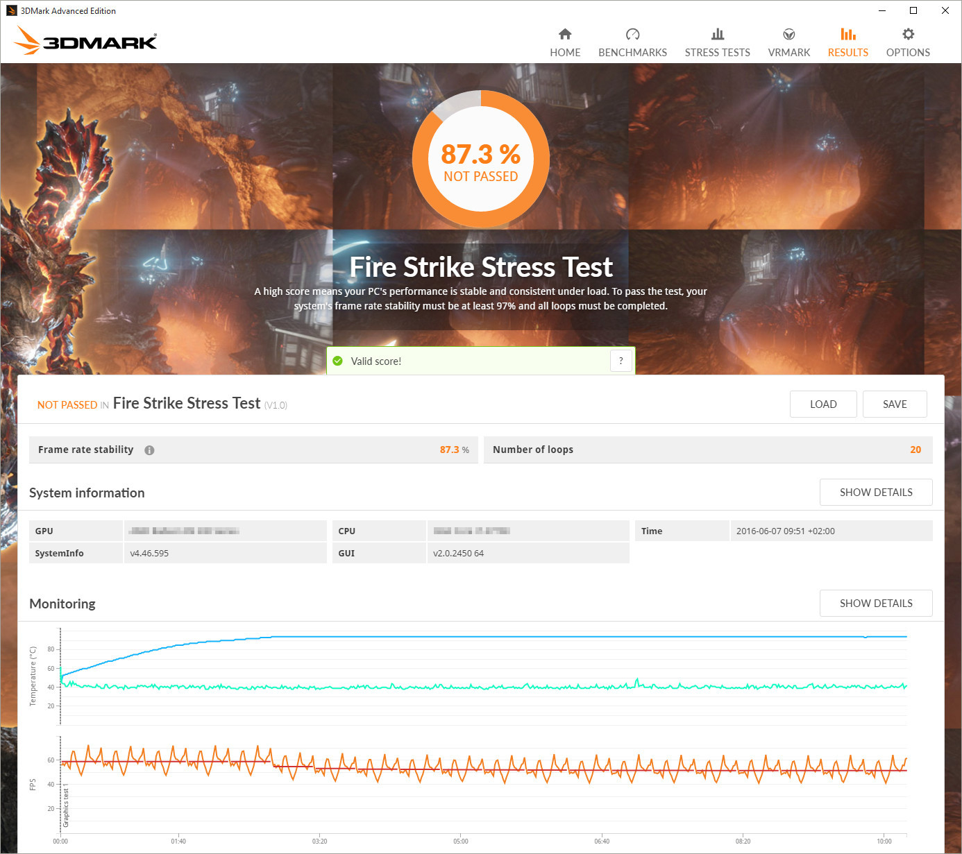 Futuremark 3DMark 2.12 Advanced Professional Free Download