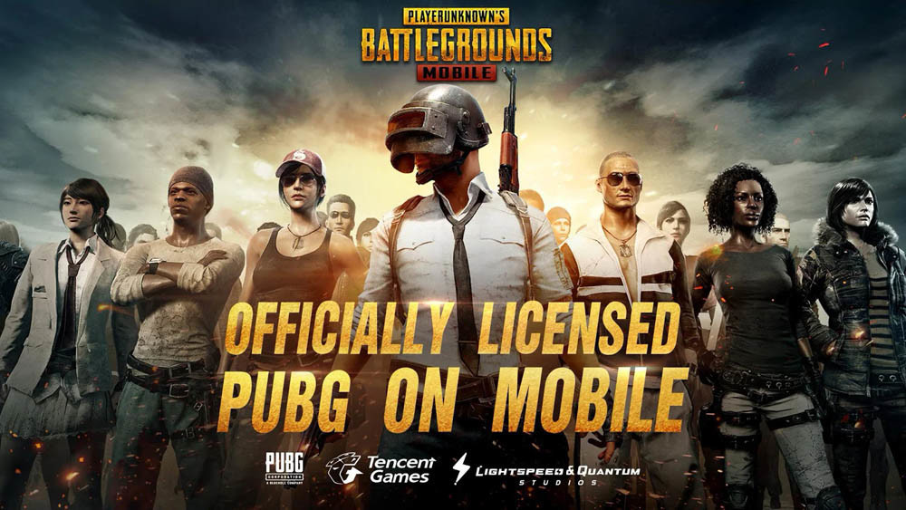 PlayerUnknown's Battlegrounds Goes Mobile