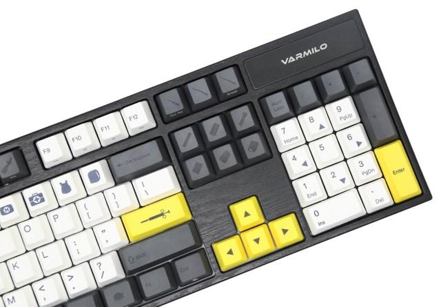 yFh97S89uxXU41pC Chicken Dinner is Varmilos PUBG dedicated mechanical keyboard