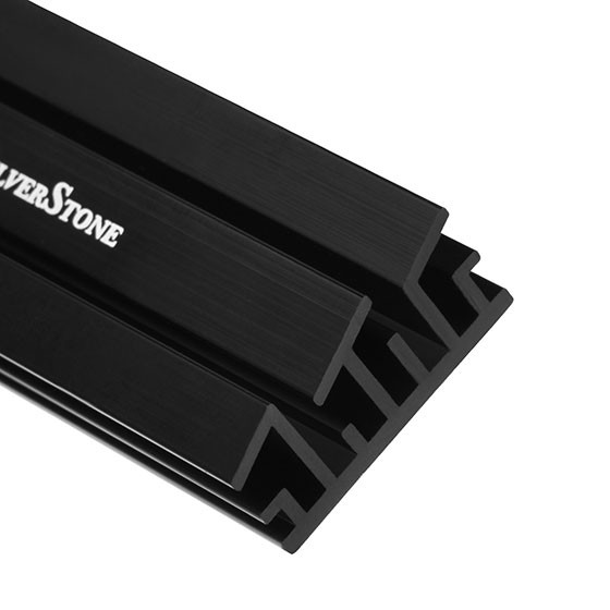 yVOwGMmleEAy1jTZ Protect your M.2 SSDs with this all new SilverStone TP02 M2 heatsink   The company has used clever ways of reducing its weight!