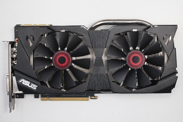 ASUS Strix GTX 970 OC 4 GB Review TechPowerUp