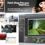 Corel Paint Shop Pro Photo X2 Ultimate 12.5