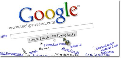 Google looses its Gravity - Google Trick- Techpraveen.com