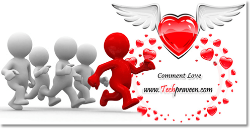Techpraveen is Now Dofollow Blog With Commentluv