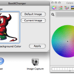 FreeBSD Boot screen image for Mac OS X