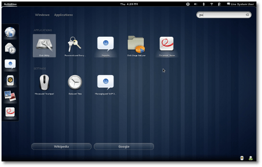 Gnome 3 Stylish Desktop Environment