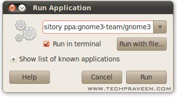 Install Gnome 3 Desktop Environment