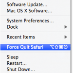 How to Close Unresponsive Programs on a Mac OS X?