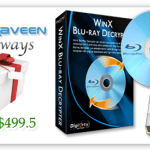 FREE Giveaways: 10 WinX Blu-Ray Decrypter License Key Worth $499.5