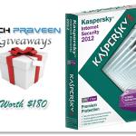 Kaspersky Internet Security 2012 License Key Worth $180