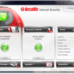 [Giveaways] ArcaVir 2011 Internet Security 30 Keys Worth Over $1500