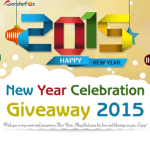 WonderFox 2015 New Year Celebration Giveaway: 1000 free copies of license keys per day!