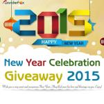 WonderFox 2015 New Year Celebration Giveaway- 1000 free copies of license keys per day!