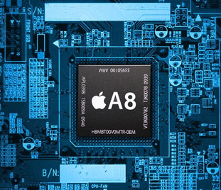 Apple A8 Chip by Samsung