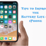 Tips to Improve the Battery Life of iPhone in iOS 11