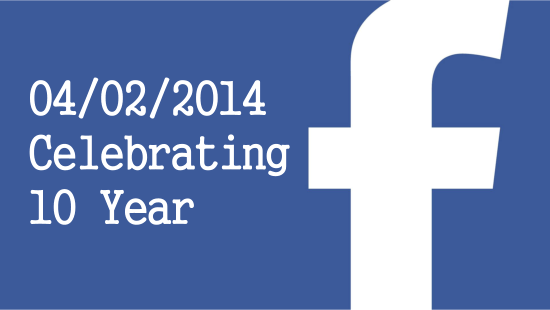 Facebook 10 year journey
