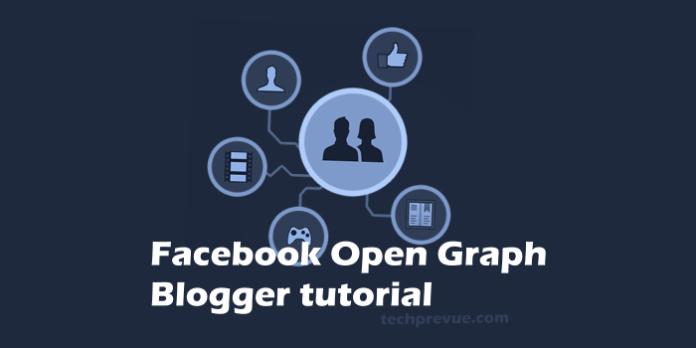 Facebook Open Graph for Blogger