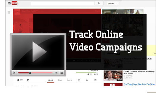 Monitoring of online video campaigns