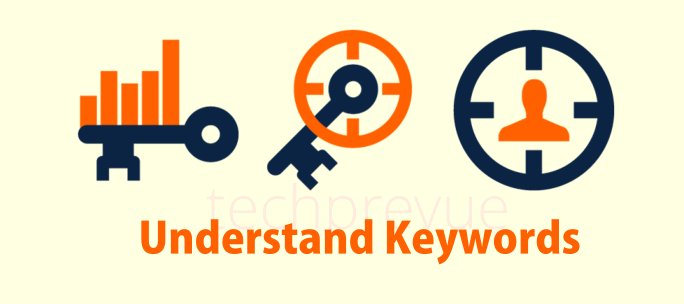 understand keywords
