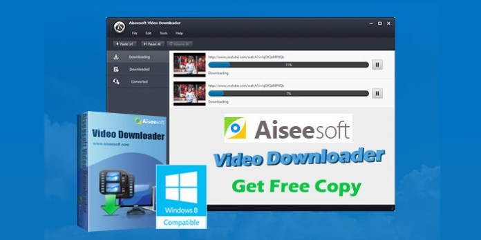 Aiseesoft Video Downloader Giveway
