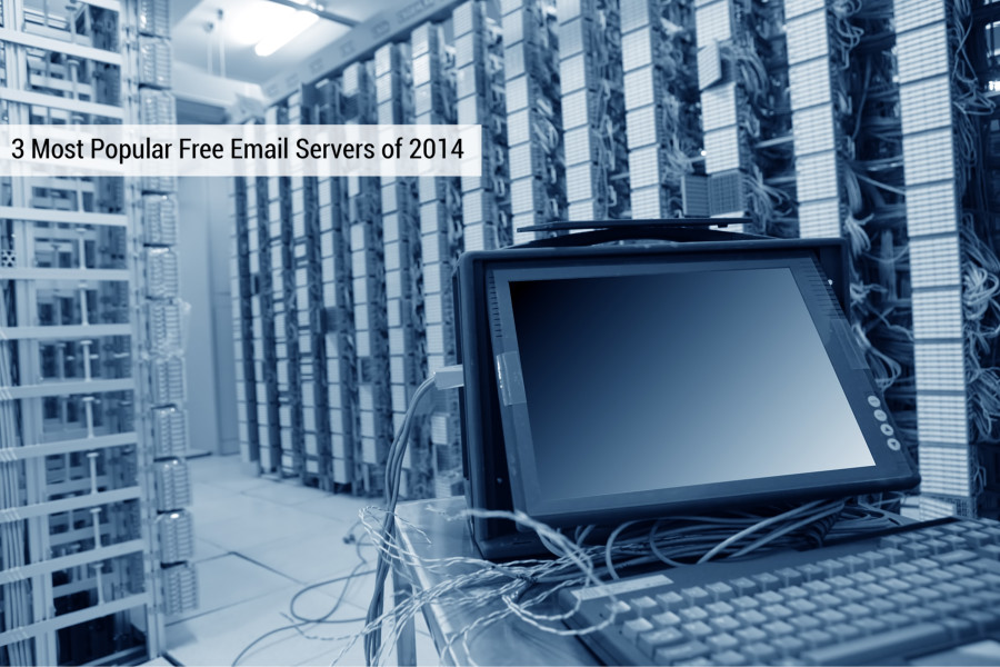 Most Popular Free Email Servers