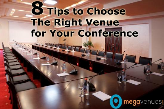 megavenues.com - right place for conference