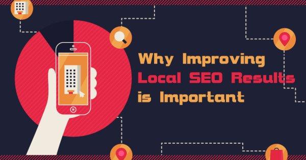 Improve local seo results