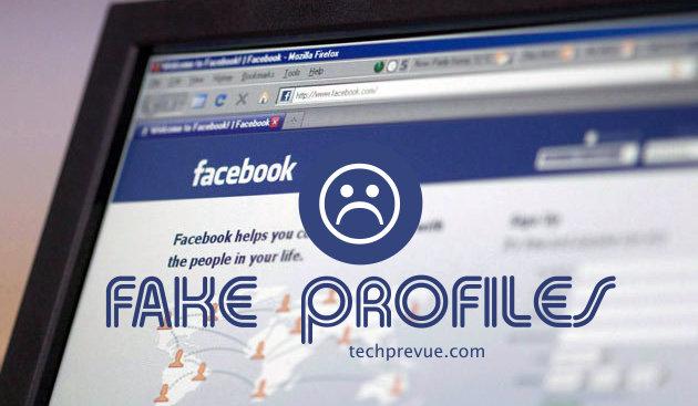 Fake Facebook Profile