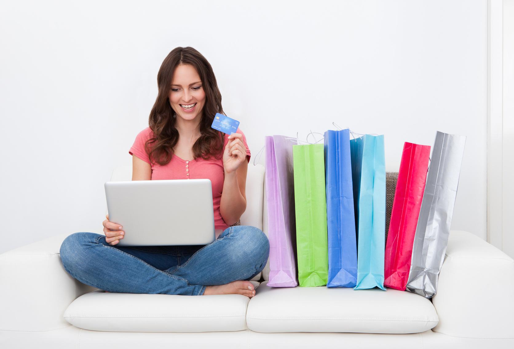 Prefer online shopping