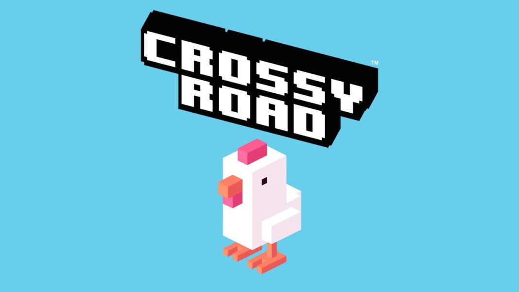 crossy road hottest game