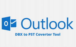 outlook dbx to pst