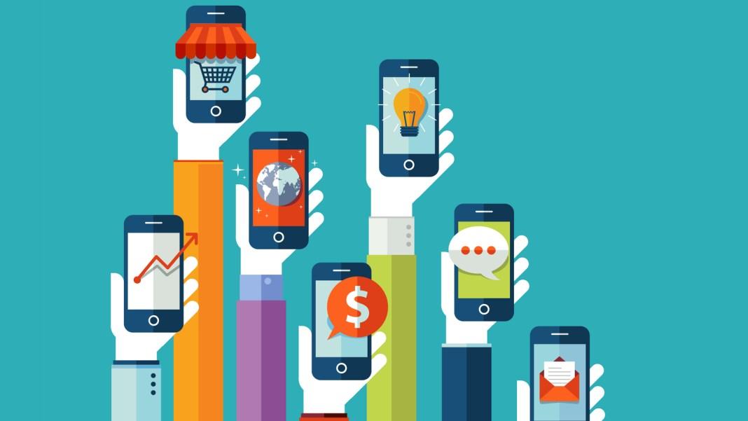 m-commerce india