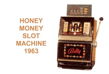 Money Honey Slot Machine