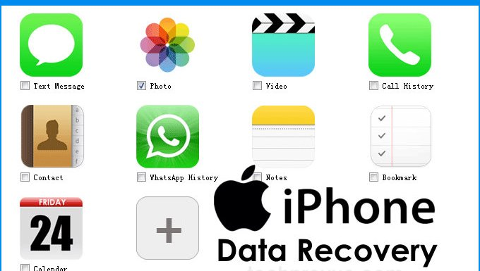 iPhone data recovery made simple