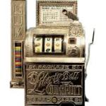 the first slot machine