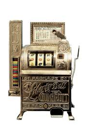 the first slot machine