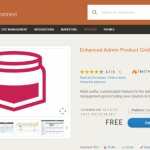 Enhanced Admin Product Grid