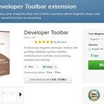 Magento Developer Toolbar